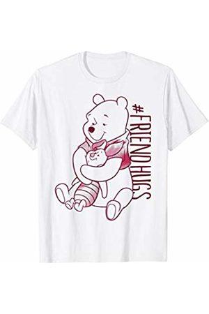 Disney Winnie The Pooh Piglet Pooh Friend Hugs T-Shirt