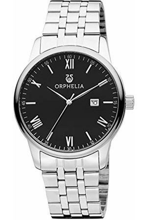 ORPHELIA Men's Analogue Quartz Watch with Stainless Steel Strap OR62701