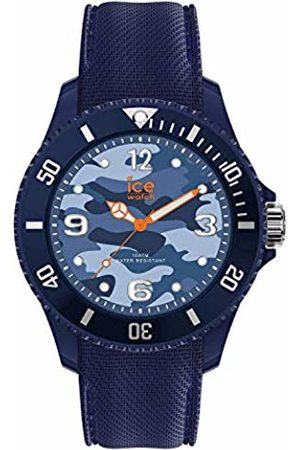 Ice-Watch Bastogne - Men's (Unisex) wristwatch with silicon strap - 016293 (Medium)