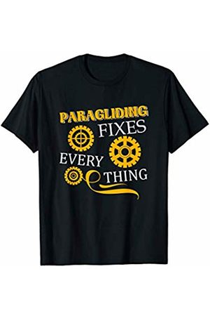 Fixes everything series Cool Baseball Fixes Everything Sports Fitness T-Shirt