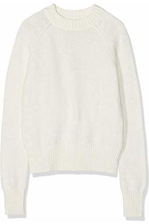 MERAKI Women's Cotton-Blend High Neck Jumper