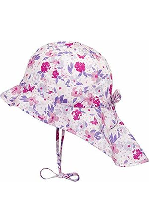 Döll Baby Girls' Sonnenhut Mit Nackenschutz Sun Hat, Lady|Rose 2720