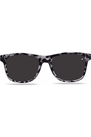 Hanukeii Unisex Adults' Kailani Tortoise Sunglasses, )