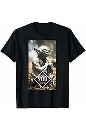 STAR WARS Yoda 900 Years Old Quote T-Shirt
