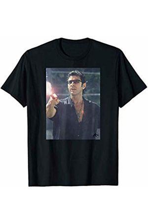 Jurassic Park Ian Malcolm Road Flare Photo T-Shirt