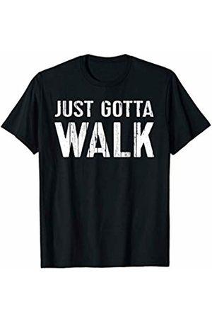 Walking Shirt Fitness Exercise Speed Walker Gift Workout T-Shirt
