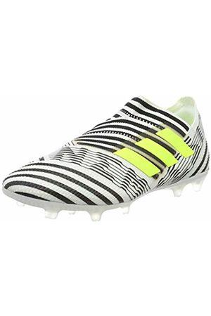 adidas Unisex Kids' Nemeziz 17+ 360agility Fg Footbal Shoes, grau