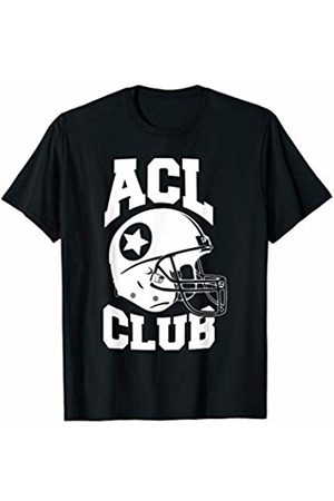 Sports Hip ACL Repairs Football Torn ACL Club Knee Surgery Football Helmet Sports T-Shirt