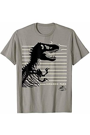 Jurassic Park Women T-shirts - T-Rex Broken Fence T-Shirt