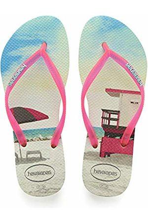 Havaianas Slim Paisage, Women's Flip Flops
