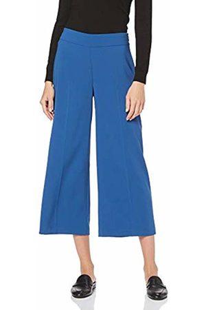 Dorothy Perkins Women's Crepe Crop Wide Leg Ocean Trousers, 210