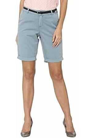 Vero Moda Women's Vmflash Mr Bermuda Shorts Smoke