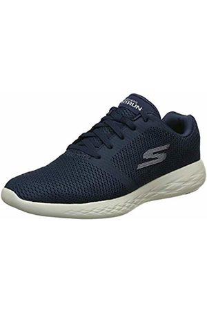 Skechers Men Go Run 600 - Refine Fitness Shoes (Navy) 11.5 UK 46 EU