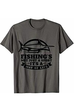 bbac5d66 Fishing is not Just a Sport Funny Fishing Lover T-Shirt