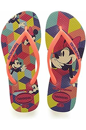 Havaianas Girls' Slim Disney Cool Flip Flops