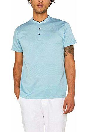 Esprit Men's 059EE2K020 Polo Shirt, (Dusty 335)