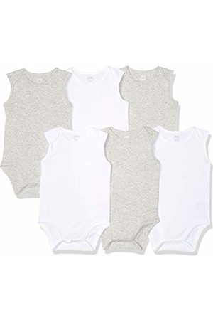 Amazon 6-Pack Sleeveless Bodysuits Layette Set
