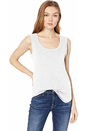 Daily Ritual Lightweight Lived-in Cotton Scoop Neck Muscle T-Shirt