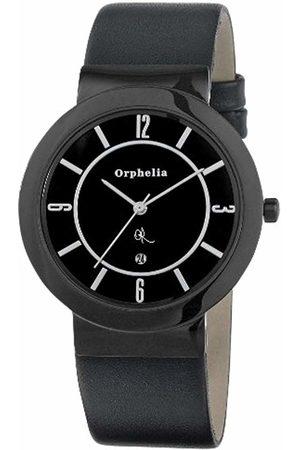 ORPHELIA Men's Quartz Watch OR22670544 with Leather Strap