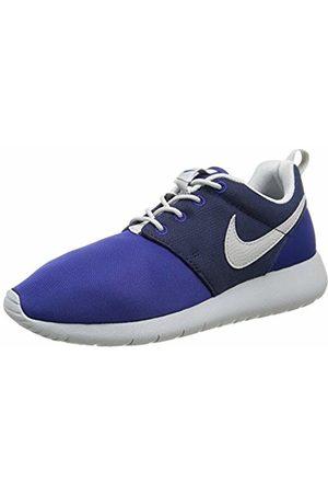Nike Boys Roshe One Gs 599728-410 Low-Top Sneakers, (Navy)