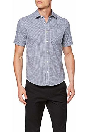 Esprit Men's 059EE2F010 Casual Shirt, (Dark 405)