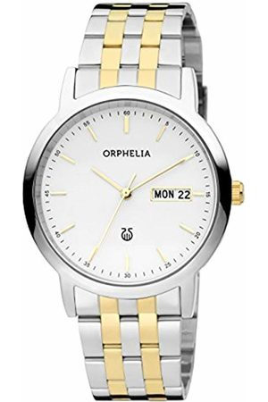 ORPHELIA Momento Men's Quartz Watch with Dial Analogue Display and Multicolour Stainless Steel Bracelet 62604