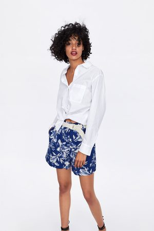 72feedd1 Zara summer women's capris & shorts, compare prices and buy online