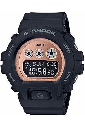 Casio Womens Digital Quartz Watch with Plastic Strap GMD-S6900MC-1ER
