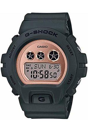Casio Womens Digital Quartz Watch with Plastic Strap GMD-S6900MC-3ER