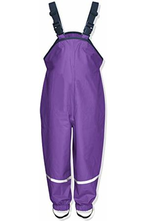 Playshoes Rain Dungarees Waterproofs Easy Fit Girl's Trousers 12-18 months