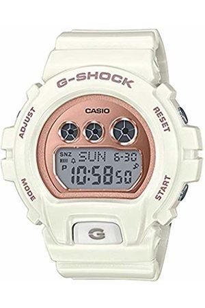 Casio Womens Digital Quartz Watch with Plastic Strap GMD-S6900MC-7ER