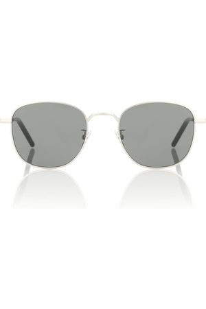 Saint Laurent New Wave SL 209 metal sunglasses
