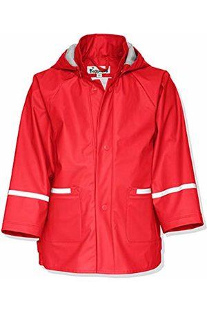 Playshoes Boys' Regenjacke Basic Raincoat
