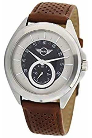 Boden Mini Unisex Adult Analogue Classic Quartz Watch with Leather Strap 160930