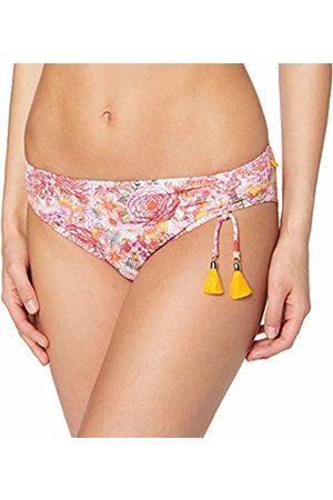 Esprit Women's Sunrise Beach Classic Brief Bikini Bottoms, ( Fuchsia 660)