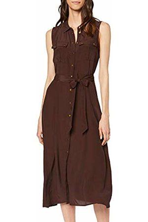 warehouse Women's Utility Shirt Dress