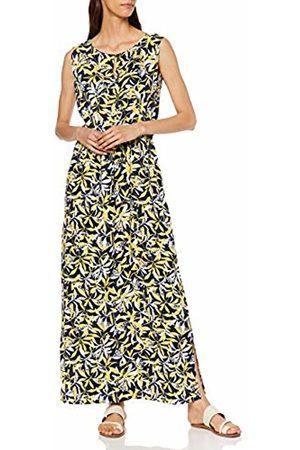 s.Oliver Women's 21.905.81.3255 Dress, ( Ink AOP 59A3)