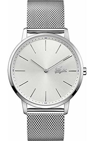 Lacoste Mens Analogue Classic Quartz Watch with Stainless Steel Strap 2011017