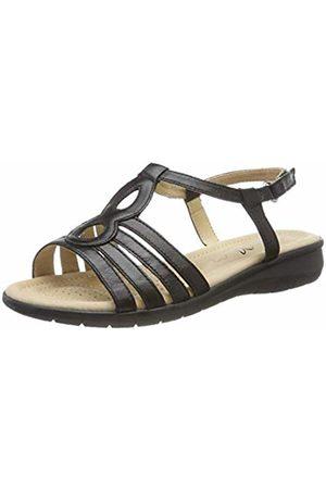 Caprice Women's Tiffi2 Ankle Strap Sandals, ( Nappa 22)