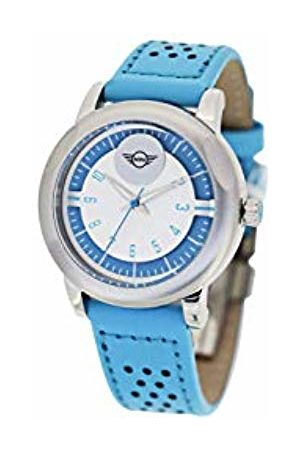 Boden Mini Unisex Adult Analogue Classic Quartz Watch with Leather Strap SM-025