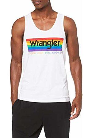 Wrangler Men's Pride Tank Vest, ( 989)