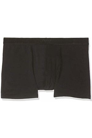 Dim Sous-vêtements Homme Men's Boxer Soft Power X2 Shorts, Noir 0hz