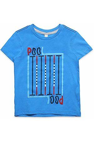 Esprit Kids Boys' T-Shirt SS Blau (Bright 442)