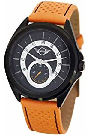 Boden Mini Unisex Adult Analogue Classic Quartz Watch with Leather Strap 160926