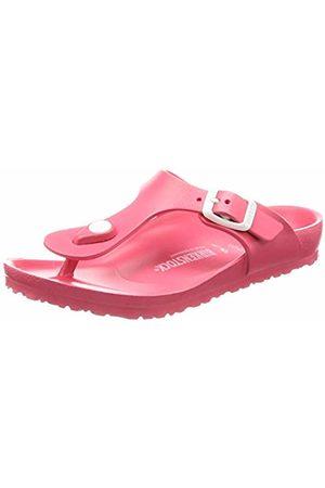 Birkenstock Girls' Gizeh Flip Flops, Coral