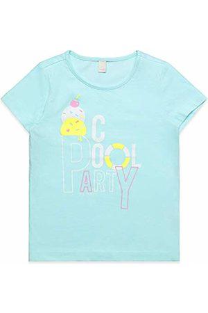Esprit Kids Girls' T-Shirt SS Blau (Ice 408)