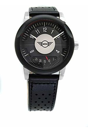 Boden Mini Unisex Adult Analogue Classic Quartz Watch with Leather Strap SM-001