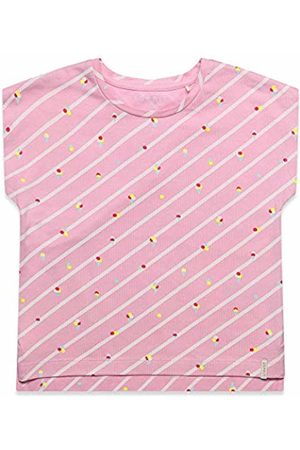 Esprit Kids Girls' T-Shirt SS Rosa (Candy 300)