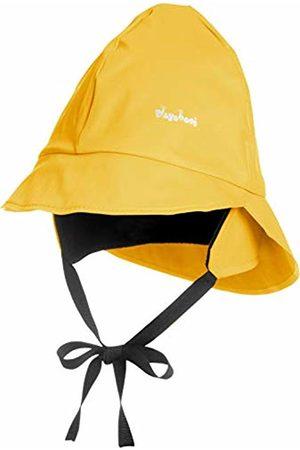 Playshoes Boy's Regenmütze, Fleecefutter Hat