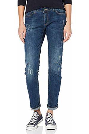 More & More Women's Slim Jeans, (Mid Denim 0962)